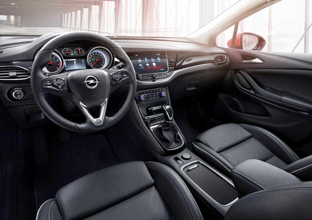 Opel-Astra-Seats-296221_small - Bildquelle: GM Company