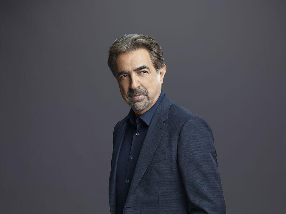 (10. Staffel) - Gibt alles, um jeden Serientäter zur Strecke zu bringen: Special Agent David Rossi (Joe Mantegna) ... - Bildquelle: Cliff Lipson ABC Studios / Cliff Lipson