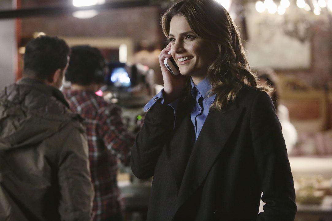 Als eine junge Schauspielerin ermordet wird, ermitteln Beckett (Stana Katic) und ihre Kollegen in dem Fall, der von Intrigen nur so strotzt ... - Bildquelle: ABC Studios