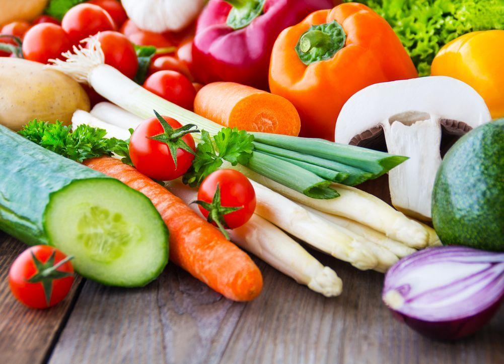 Gemüse - Bildquelle: PhotoSG - Fotolia