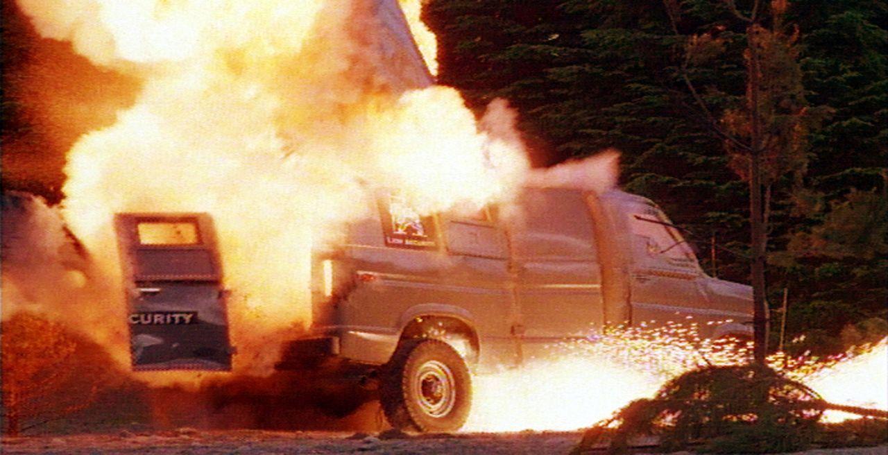 Ein Entkommen scheint nicht möglich ... - Bildquelle: New Concorde