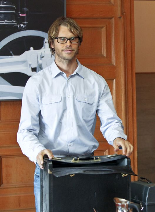 Ein neuer Fall beschäftigt Deeks (Eric Christian Olsen) und seine Kollegen ... - Bildquelle: CBS Studios Inc. All Rights Reserved.