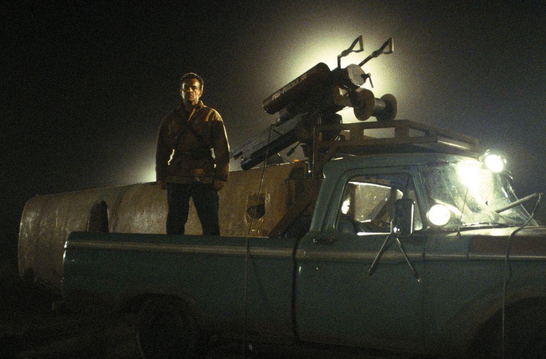 Ein furchterregender, brutaler und scheinbar vergeblicher Kampf gegen das Böse beginnt für Jack Taggart (Ray Wise) ... - Bildquelle: Kinowelt GmbH
