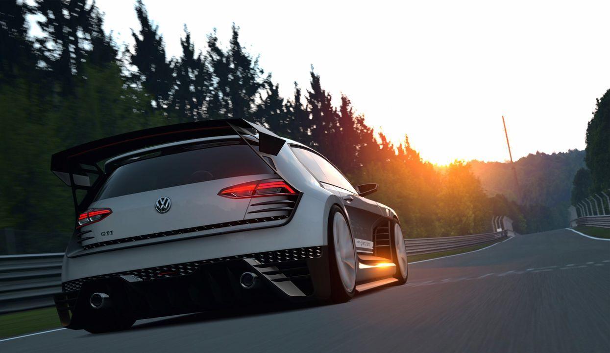 VW GTI Supersport Vision Gran Turismo (5) - Bildquelle: Verwendung fuer Pressezwecke honorarfrei