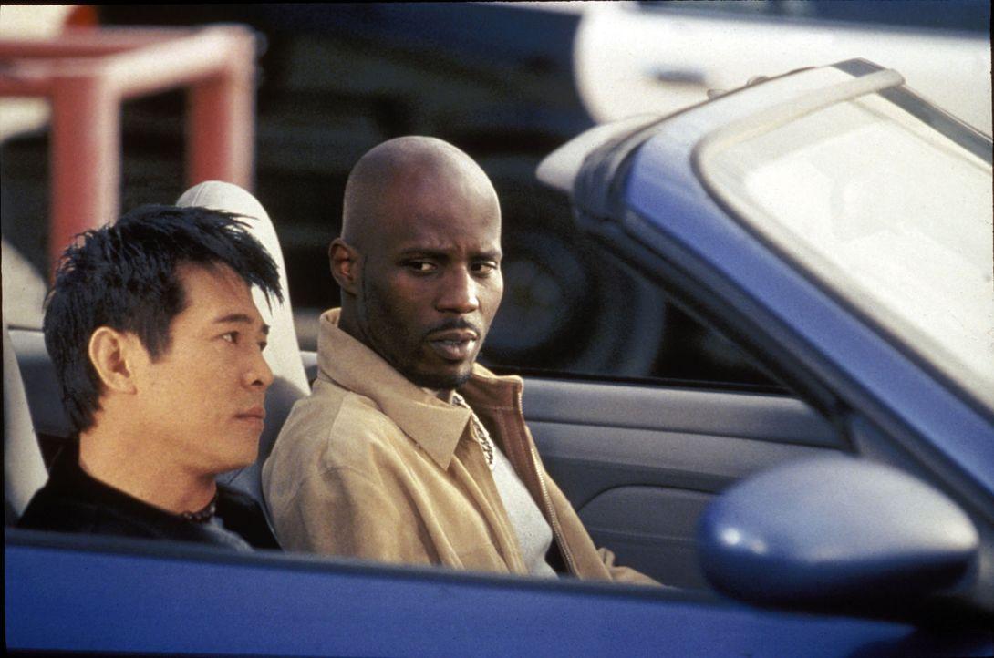 Von Natur aus sind sie Gegner, doch die Umstände schmieden sie zusammen: Su (Jet Li, l.) will sich an dem Mann rächen, der ihm einst nach dem Leben... - Bildquelle: Warner Bros.