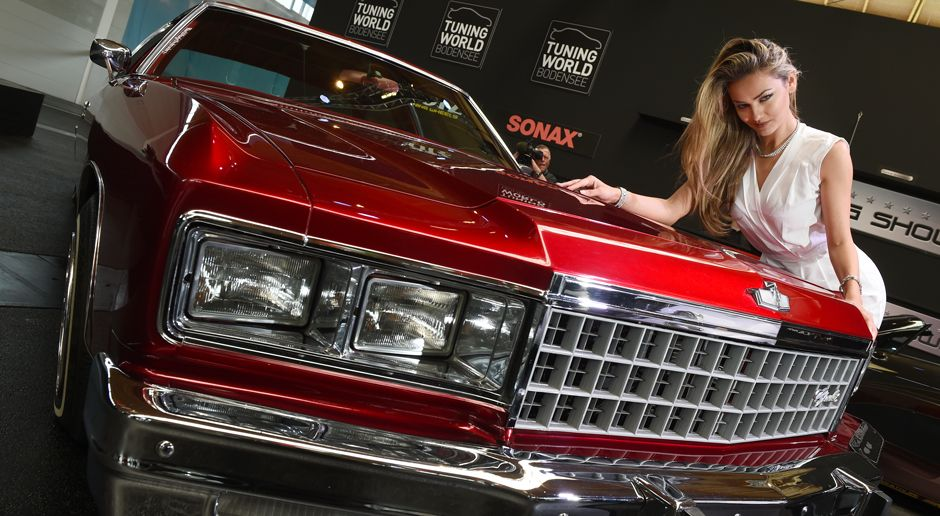 Miss-Tuning-2015-auf-Chevrolet - Bildquelle: dpa