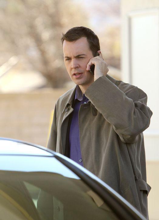 Der schmale Grat: McGee (Sean Murray) ... - Bildquelle: CBS International Television (ehem: Paramount Pictures International)