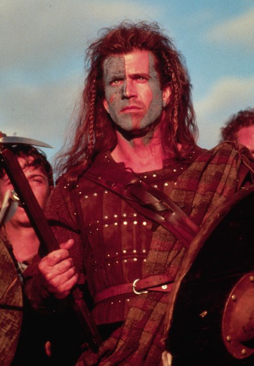 William Wallace (Mel Gibson) setzt sich an die Spitze der schottischen Freiheitsbewegung ... - Bildquelle: Paramount Pictures