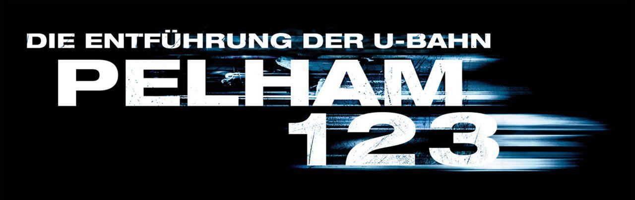 ENTFÜHRUNG DER U-BAHN PELHAM 123 - Logo - Bildquelle: 2009 Columbia Pictures Industries, Inc. and Beverly Blvd LLC. All Rights Reserved.