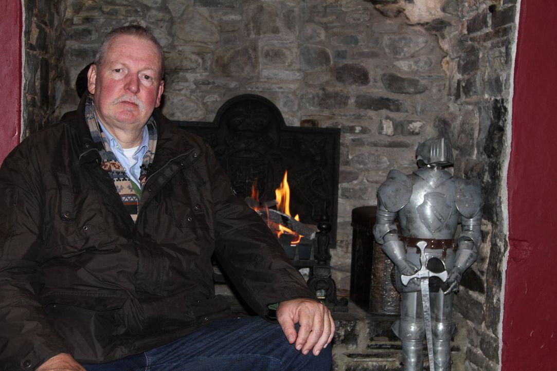 Auf einem traditionsreichen 250 Jahre alten walisischen Bauernhof bespringt ein Esel alle Stuten. Wird der Knochenbrecher Tamme Hanken auch für dies... - Bildquelle: kabel eins