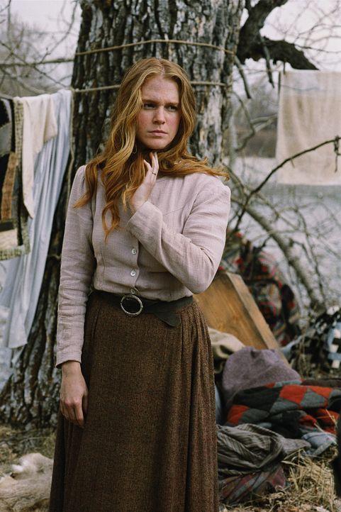 Der harte Winter macht Caroline (Erin Cottrell) und ihrer Familie das Leben schwer. - Bildquelle: ABC, Inc.
