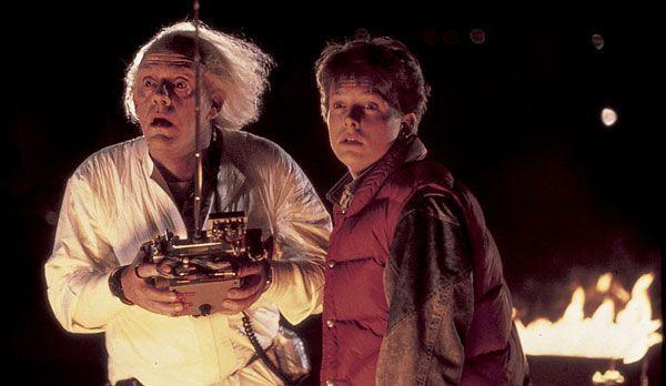 Platz 2: Zurück in die Zukunft - Bildquelle: Universal Pictures