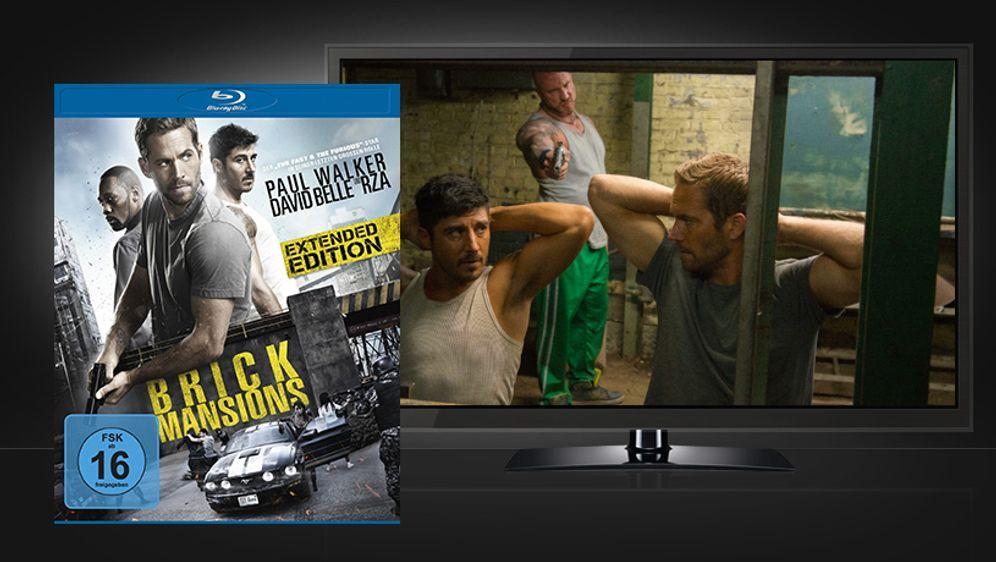 Brick Mansions (Blu-ray Disc) - Bildquelle: Universum Film
