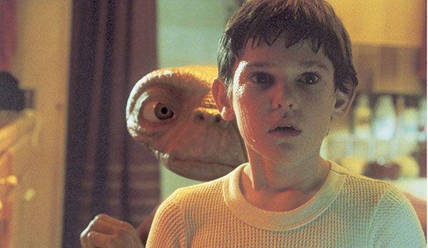 """Platz 7: E.T. - Der Außerirdische - Bildquelle: """"E.T. Der Außerirdische"""": auf DVD und Blu-ray erhältlich (Universal Pictures)"""