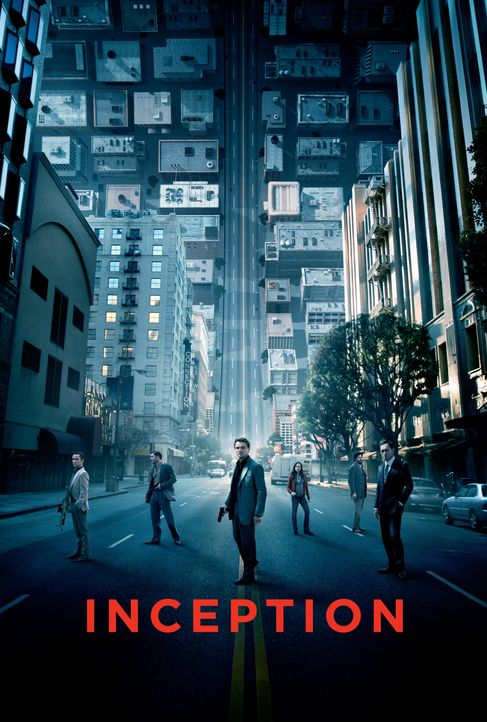 Inception - Artwork - Bildquelle: 2010 Warner Bros.