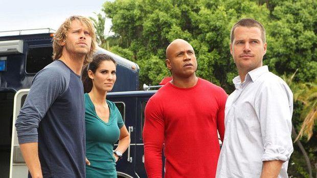Navy Cis: L.a. - Navy Cis: L.a. - Staffel 2 Episode 6: Wer Ist Tracy Keller?