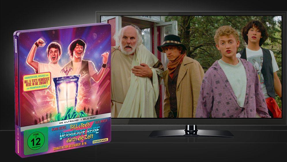 Bill & Teds verrückte Reise durch die Zeit (4K UHD+Blu-ray) - Bildquelle: Studiocanal