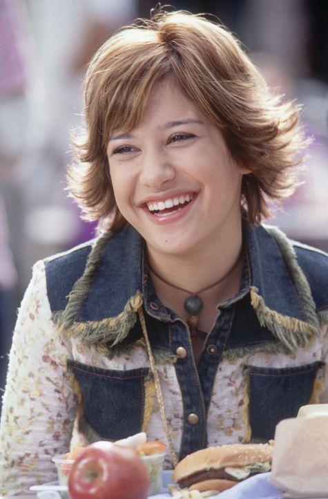 Mag den alten Alex viel lieber: Abby (Lalaine) ... - Bildquelle: The Disney Channel