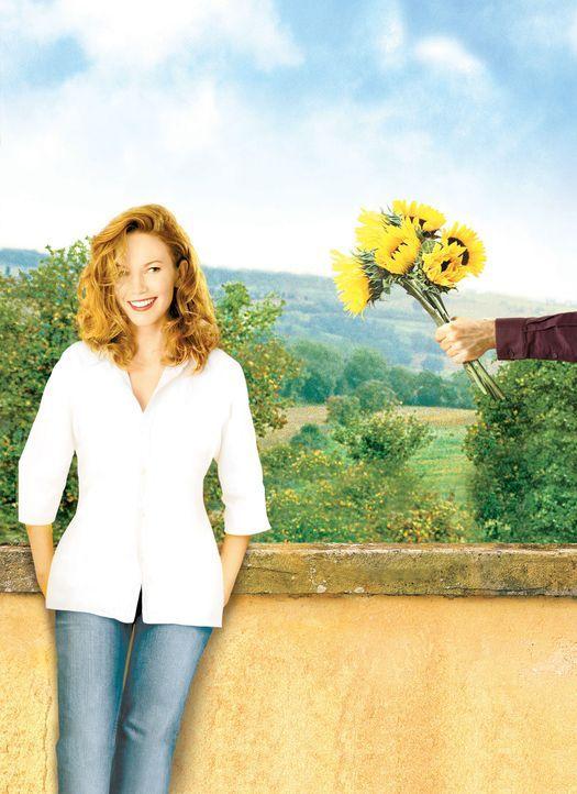Die Schriftstellerin Frances Mayes (Diane Lane) ist am Ende - seit ihrer Scheidung bringt sie keine einzige Zeile mehr zu Papier, doch eines Tages e... - Bildquelle: Buena Vista International Inc.
