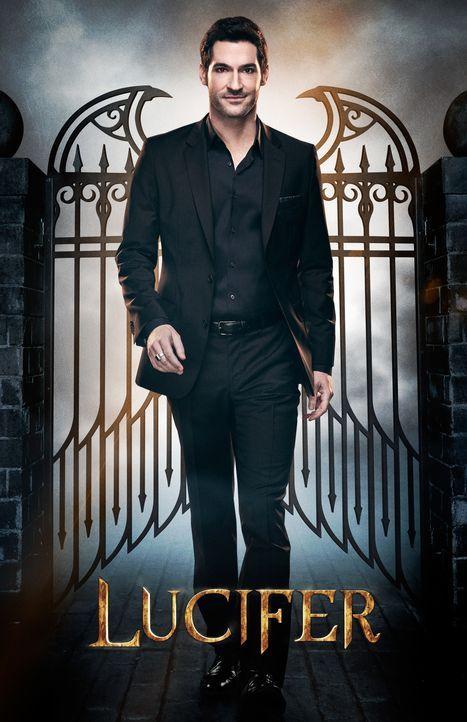 (2. Staffel) - Lucifer - Artwork - Bildquelle: 2016 Warner Brothers