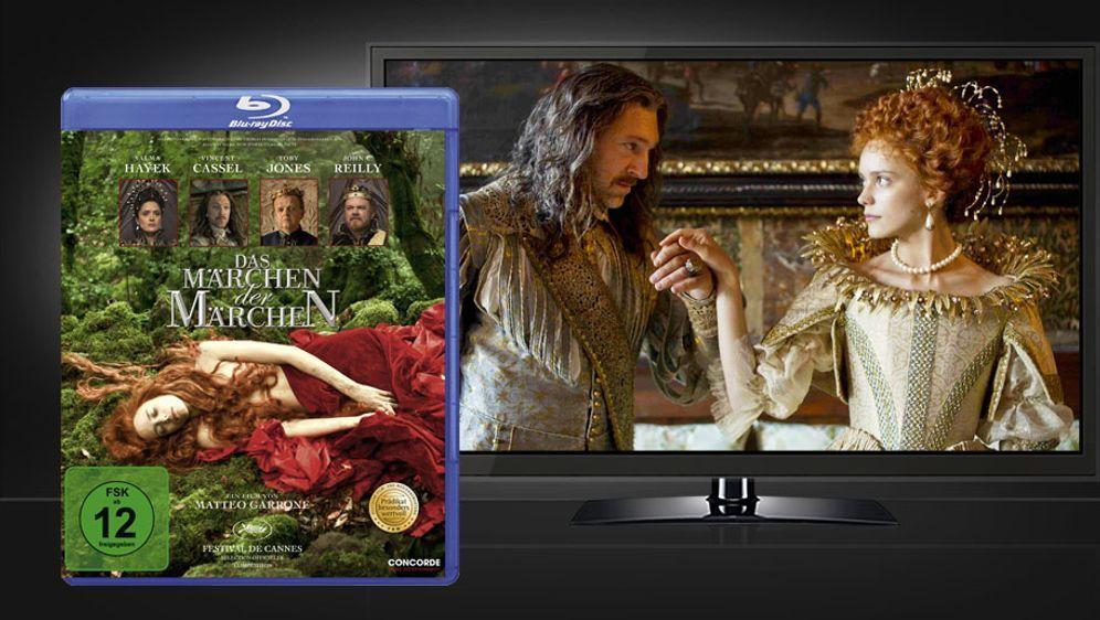Das Märchen der Märchen (Blu-ray Disc)