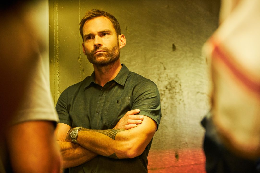 Wesley Cole (Seann William Scott) - Bildquelle: John P. Fleenor 2018 Warner Bros. Entertainment Inc. All Rights Reserved. / John P. Fleenor