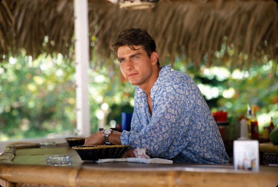 Will um jeden Preis reich sein: Brian (Tom Cruise) ... - Bildquelle: Touchstone Pictures