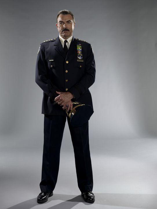 (1. Staffel) - Frank Reagan (Tom Selleck) ist sehr stolz auf seine Familie, die sich für Recht und Ordnung in der Stadt New York einsetzt ... - Bildquelle: 2010 CBS Broadcasting Inc. All Rights Reserved