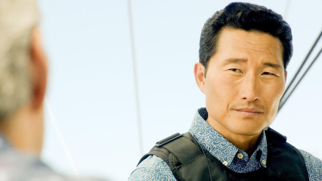 Während Chin (Daniel Dae Kim) und seine Kollegen in einem neuen Fall ermitteln, bekommt es Danny selbst mit einem Entführungsfall zu tun. Sein Brude... - Bildquelle: 2014 CBS Broadcasting Inc. All Rights Reserved.