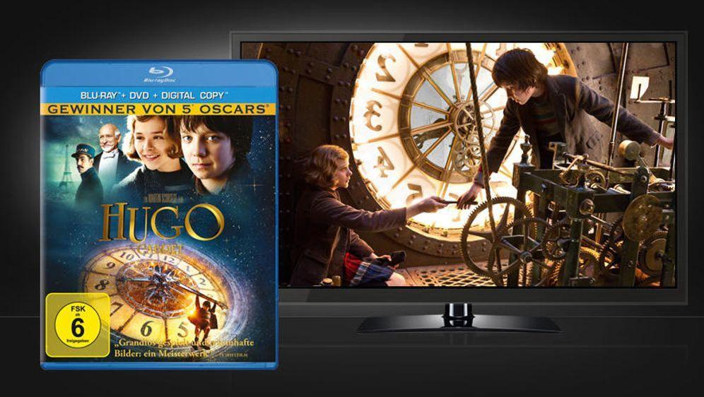 Hugo Cabret (Blu-ray Disc) - Bildquelle: Paramount Pictures Home Entertainment