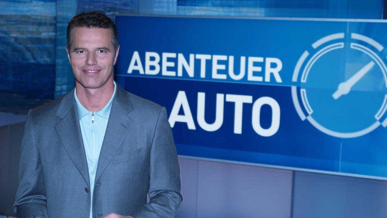 """Der """"Abenteuer Auto""""-Moderator im Wandel der Zeit  - Bildquelle: kabel eins"""