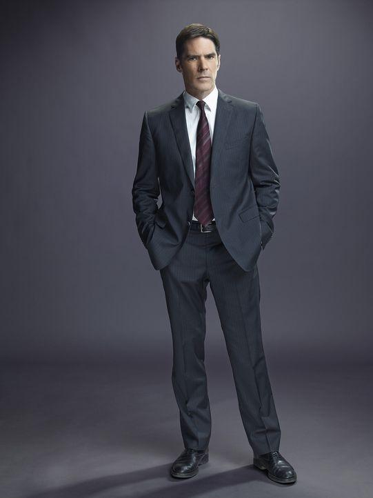(10. Staffel) - Mit seinen Kollegen bringt Special Agent Aaron Hotchner (Thomas Gibson) jeden Serientäter zur Strecke ... - Bildquelle: Cliff Lipson ABC Studios / Cliff Lipson