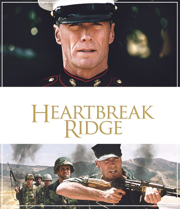 Heartbreak Ridge - Artwork - Bildquelle: 1986 Warner Bros. Pictures. Tous droits réservés.
