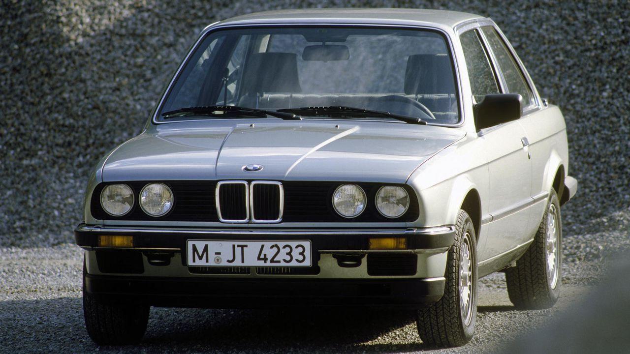 Die 2. Generation - Bildquelle: BMW