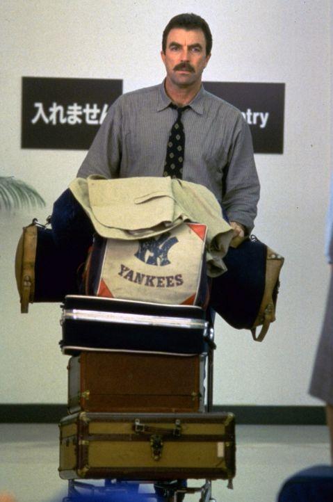Der einst erfolgreiche Baseballspieler der New York Yankees Jack Elliot (Tom Selleck) wechselt wider Willen ausgerechnet zu einem japanischen Team.