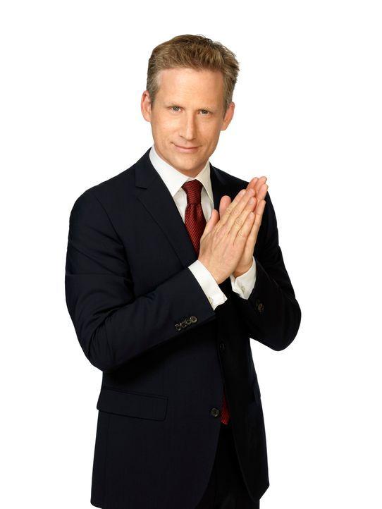 (1. Staffel) - Damien Karp (Reed Diamond) ist der zugeknöpfte, aber scharfsinnige Neffe von Stanton Infeld. Er bemüht sich, als Anwalt dem mächtigen... - Bildquelle: 2011 Sony Pictures Television Inc. All Rights Reserved.