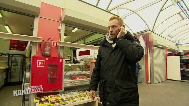 Achtung Kontrolle - Achtung Kontrolle! - Thema U.a.:illegaler Welpenhandel In Polen - Tierretter Stefan Klippstein