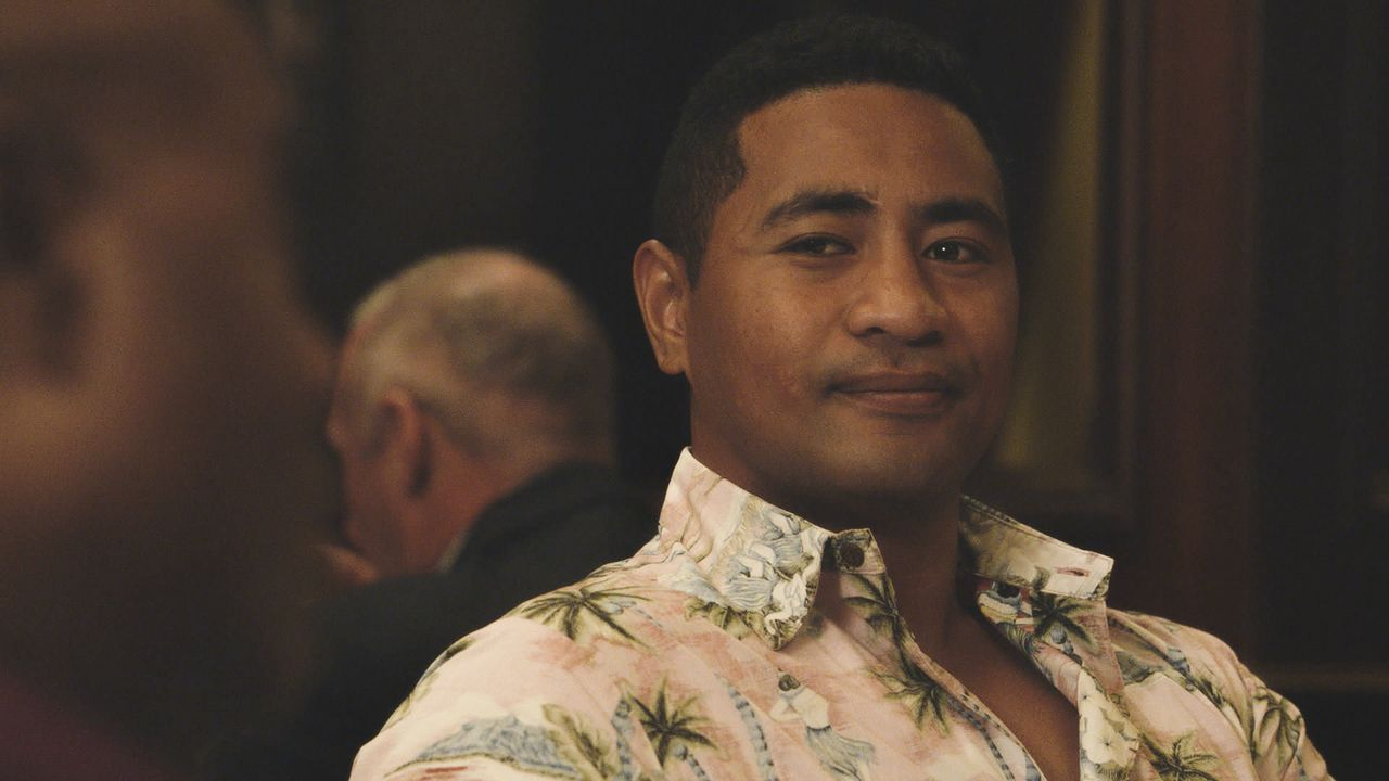 Junior Reigns (Beulah Koale) - Bildquelle: 2019 CBS Broadcasting, Inc. All Rights Reserved.
