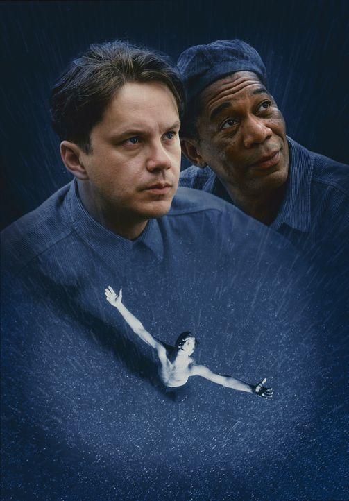 Die Verurteilten - Artwork - Bildquelle: 1994 Warner Bros. Entertainment Inc. All Rights Reserved.