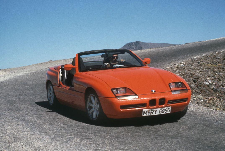Platz 9: BMW Z1 - Bildquelle: BMW