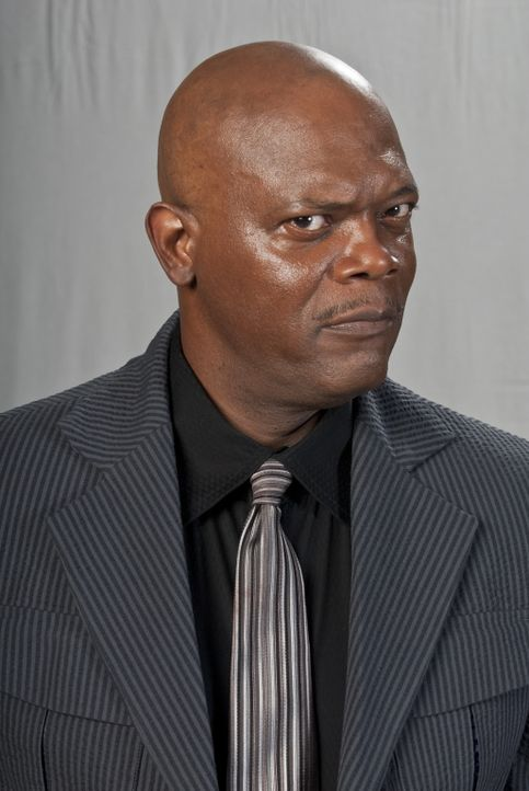 Seit einigen Jahren veranstaltet der Geschäftsmann Logan (Samuel L. Jackson) illegale, unmenschliche Gladiatorenkämpfe, die er per Internet in die... - Bildquelle: Sony Pictures Television Inc. All Rights Reserved.