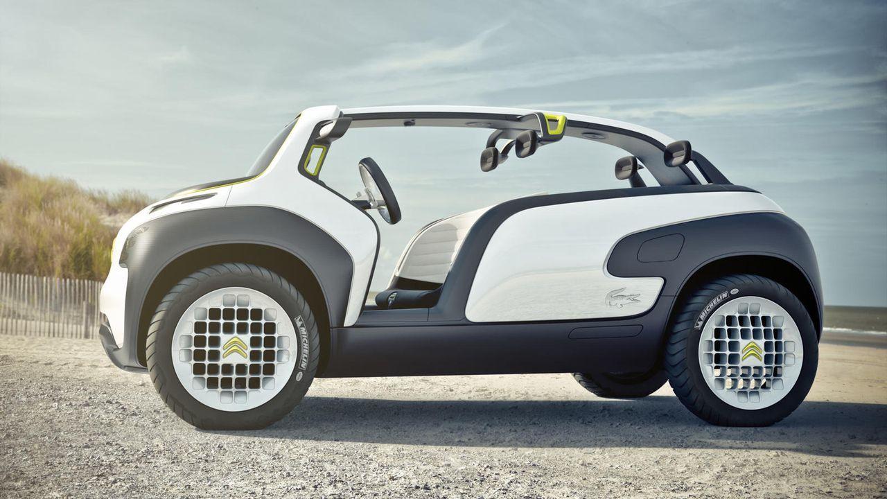 Citroën Lacoste - Bildquelle: Citroën