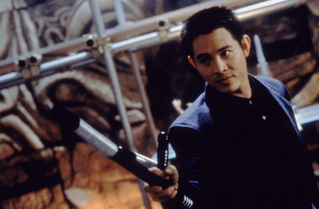 Der Ex-Elitesoldat Fu (Jet Li) würde gern als Profikiller arbeiten, doch hat auf einen brotlosen Newcomer voll unnötiger Gefühle in Hongkongs Unt... - Bildquelle: Sony 2007 CPT Holdings, Inc.  All Rights Reserved.