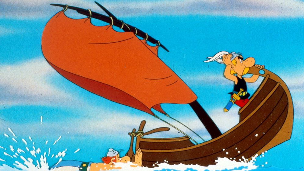 Asterix in Amerika - Bildquelle: Jugendfilm-Verleih GmbH