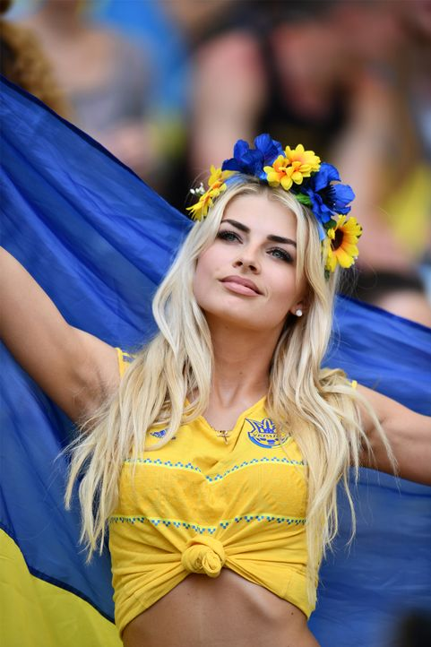 Ukraine_Beauty_000_C733I_BERTRAND LANGLOIS_AFP - Bildquelle: AFP / BERTRAND LANGLOIS
