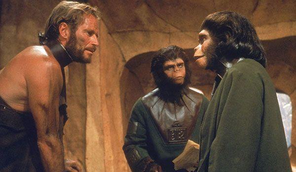 """Platz 6: Planet der Affen - Bildquelle: """"Planet der Affen"""" auf DVD erhältlich (20th Century Fox)"""