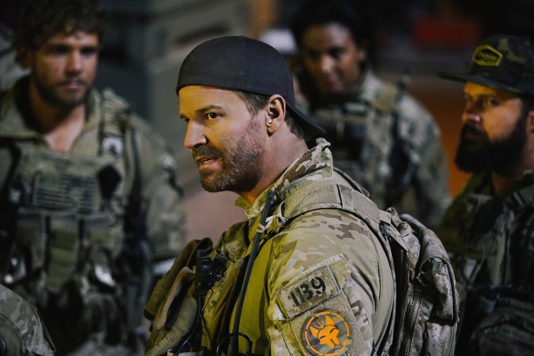 Jason Hayes (David Boreanaz) - Bildquelle: Erik Voake CBS   2017 CBS Broadcasting, Inc. All Rights Reserved / Erik Voake