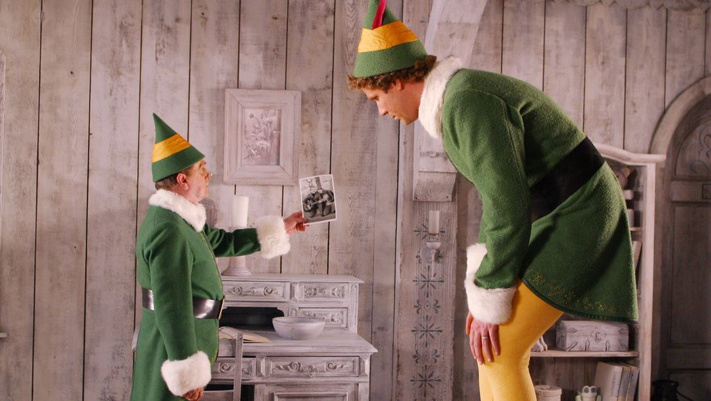 Buddy - Der Weihnachtself - Bildquelle: Warner Bros. Television