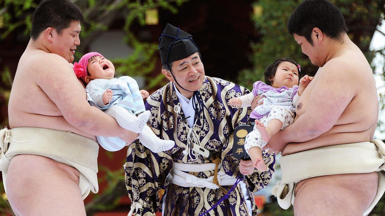 Die spannendsten Fragen zu Nippon - Bildquelle: AFP