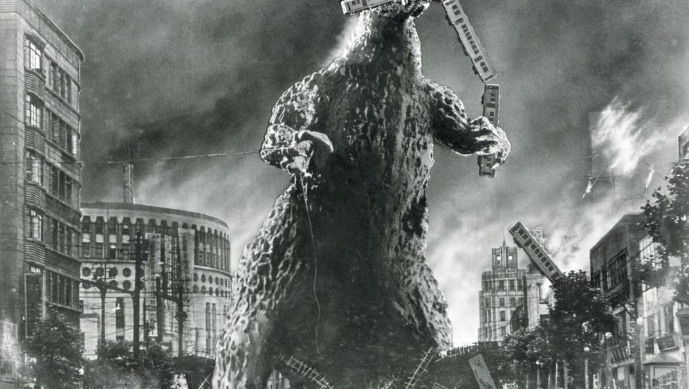 Godzilla - Bildquelle: 1954 Toho Co. Ltd. - All rights reserved
